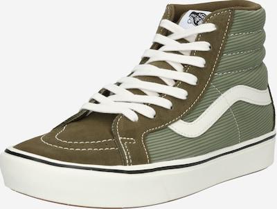 Sneaker înalt 'UA ComfyCush SK8-Hi' VANS pe oliv / offwhite, Vizualizare produs