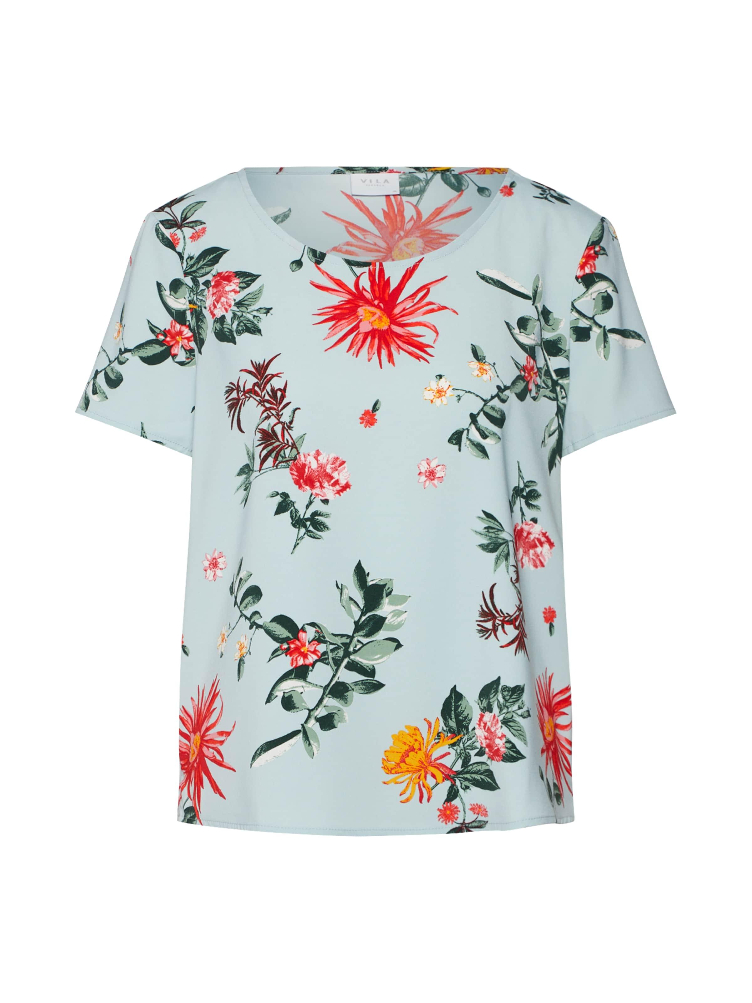 T Vila En Menthe shirt 'laia' EbeDIW9YH2