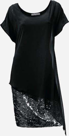 heine Koktel haljina u crna: Prednji pogled