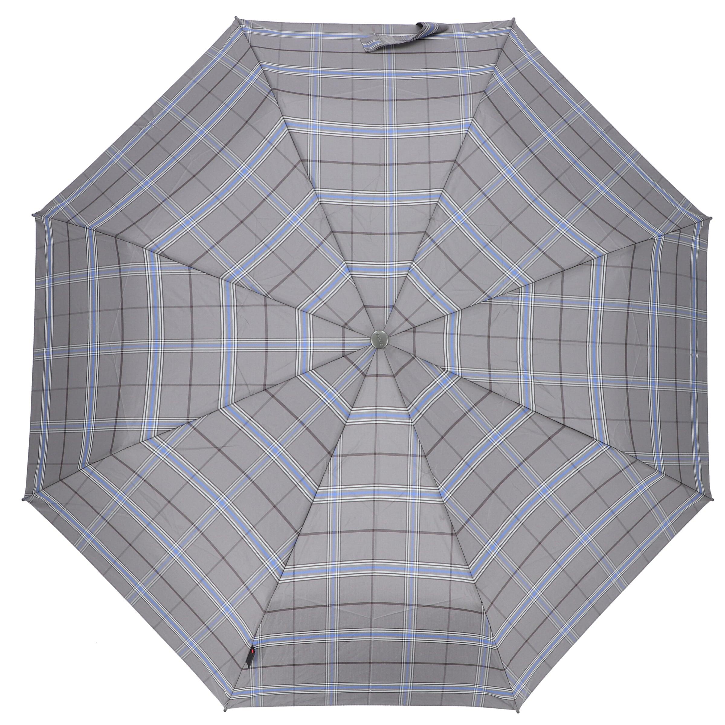 200 Parapluie Medium Duomatic' 't BleuGris Blanc Knirps En g7Yfyb6