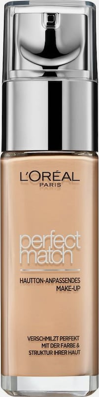 Loréal Paris Perfect Match, Hautton-anpassendes Make-up