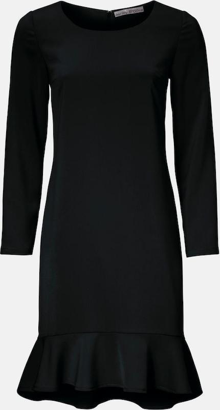 Heine Cocktail Robe En Noir De TlK1uJc5F3