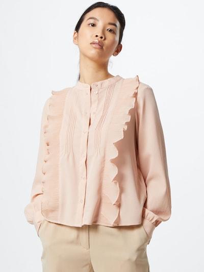 VERO MODA Blouse 'VMKADIA' in de kleur Rosé, Modelweergave