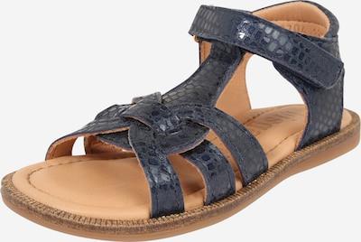 BISGAARD Schuhe 'astrid' in marine, Produktansicht