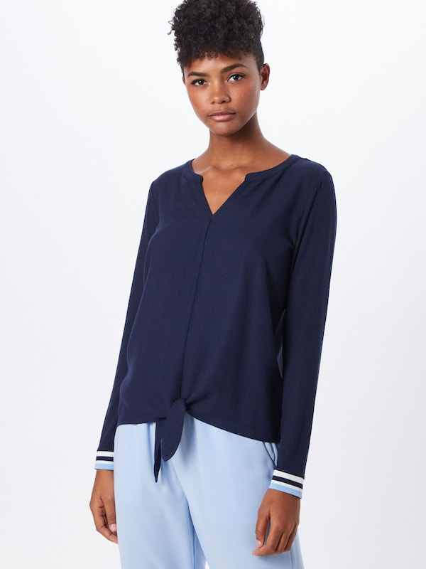 In Shirt 'pamina' One Donkerblauw Street 7Y6vbfgImy