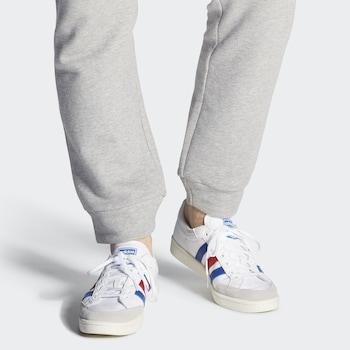 ADIDAS ORIGINALS Sneaker Americana en bleu/ rouge / blanc classique