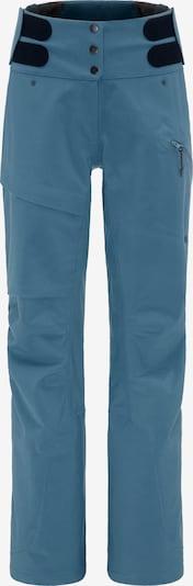 PYUA Sportbroek 'Creek' in de kleur Blauw, Productweergave