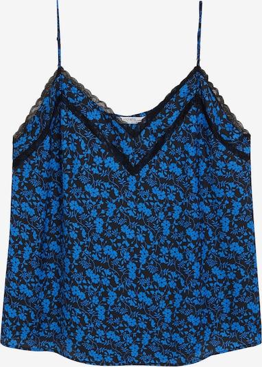 VIOLETA by Mango Haut 'LOREPRI6' en bleu, Vue avec produit