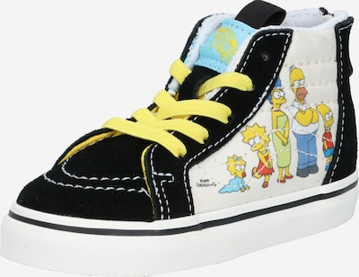 VANS Schuhe in mischfarben / schwarz / weiß, Produktansicht