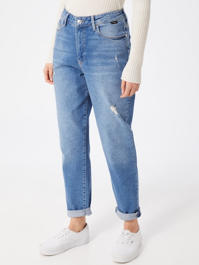 Mavi Jeans 'Stella' in blue denim, Modelansicht
