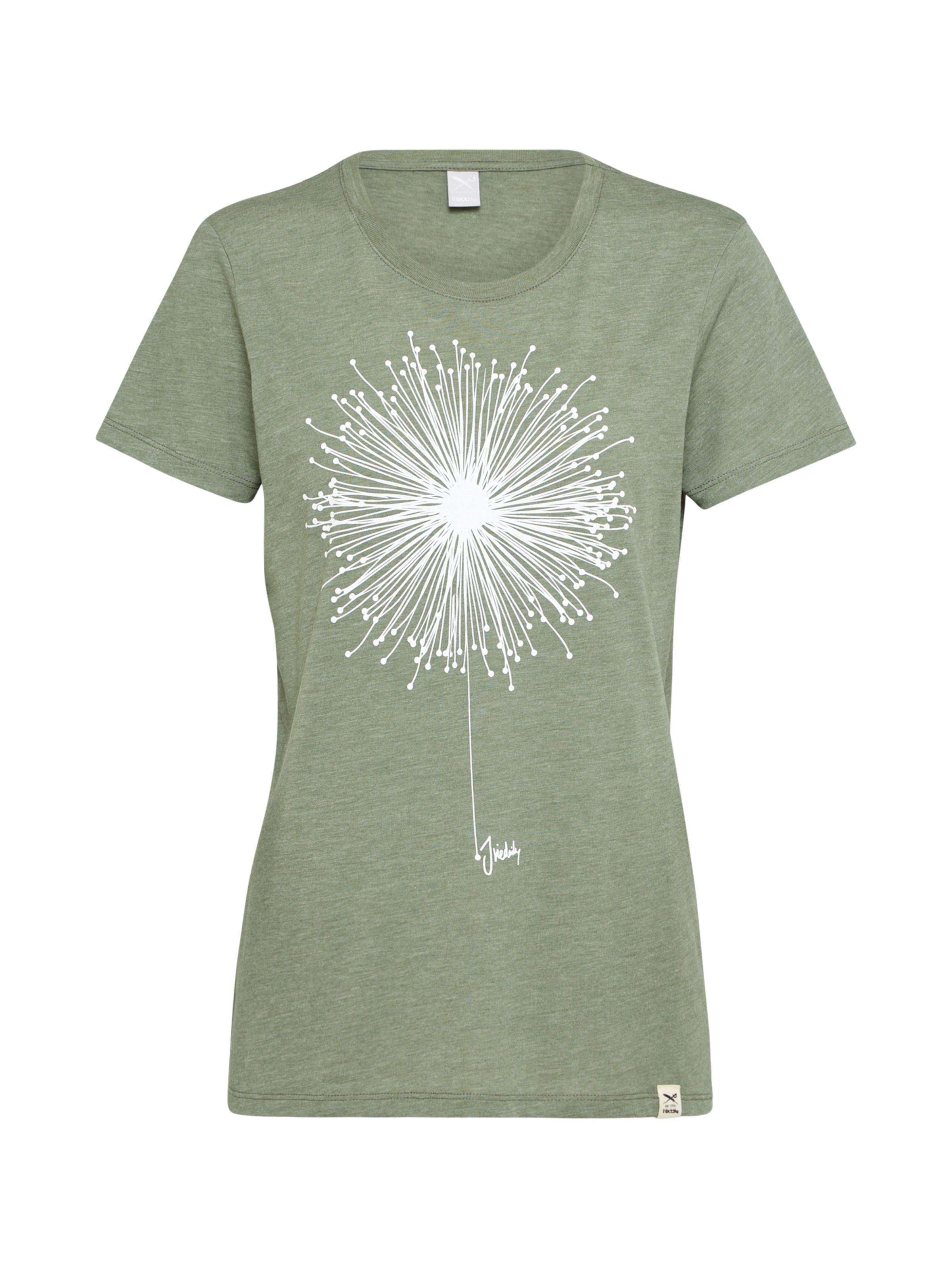 shirt In Iriedaily 'blowball' T Grün OPiuTkZX