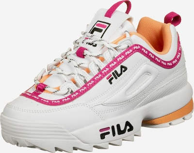 FILA Schuhe ' Disruptor Logo ' in koralle / pink / weiß, Produktansicht