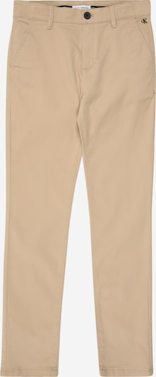 Calvin Klein Jeans Hose 'SKINNY CHINO PANT' in beige, Produktansicht