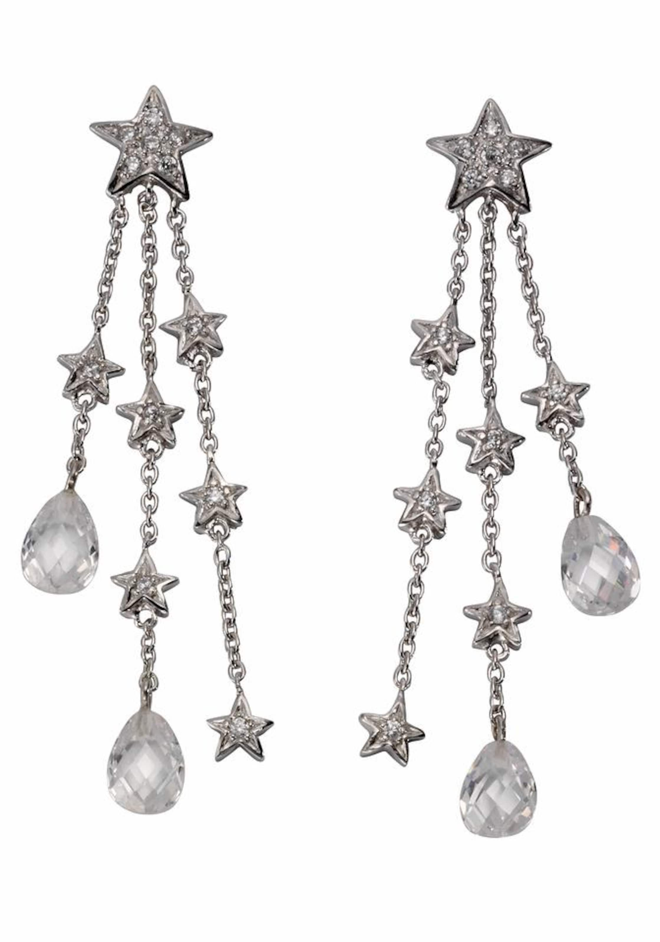 FIRETTI Paar Ohrstecker 'Sterne' Angebote Zum Verkauf Neuesten Kollektionen Online Rabatt Authentisch Günstige Preise Und Verfügbarkeit Mode Günstig Online 2PHNjHCLB