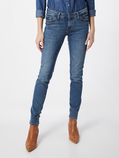 Noisy may Jeans 'NMEVE' in blau / blue denim / hellblau, Modelansicht