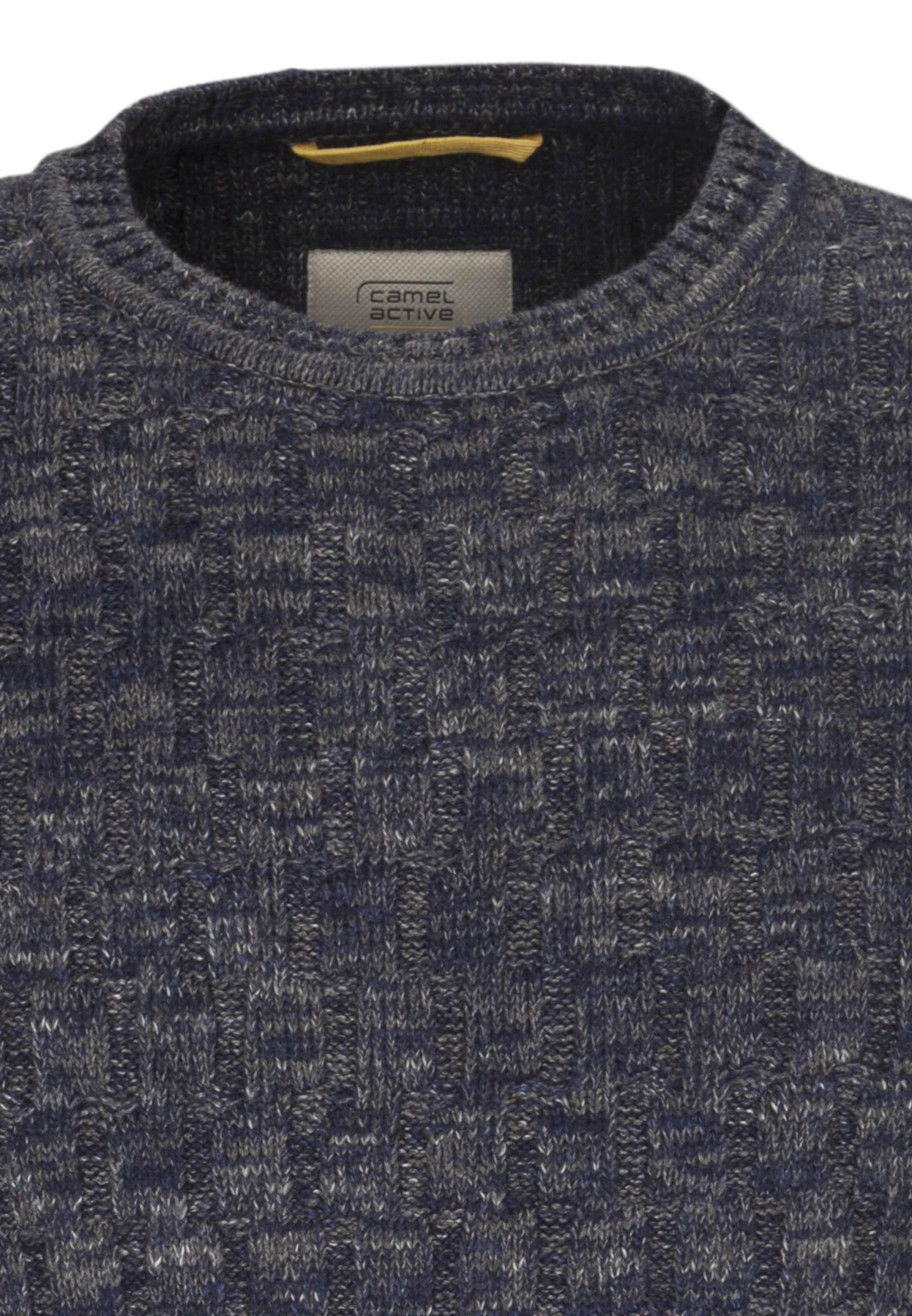 En Bleu Active shirt ' Camel Sweat xordeCB
