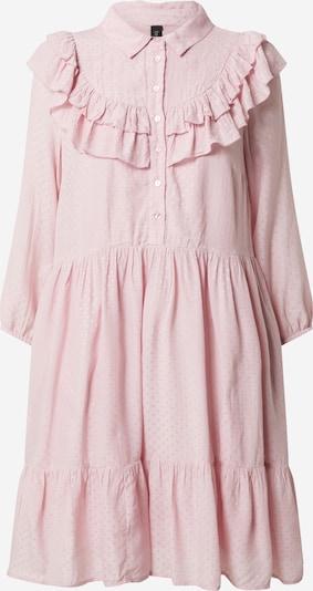 Y.A.S Kleid 'Alva' in rosa / silber: Frontalansicht