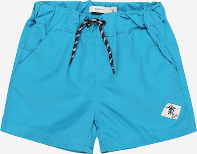NAME IT Badeshorts in blau, Produktansicht
