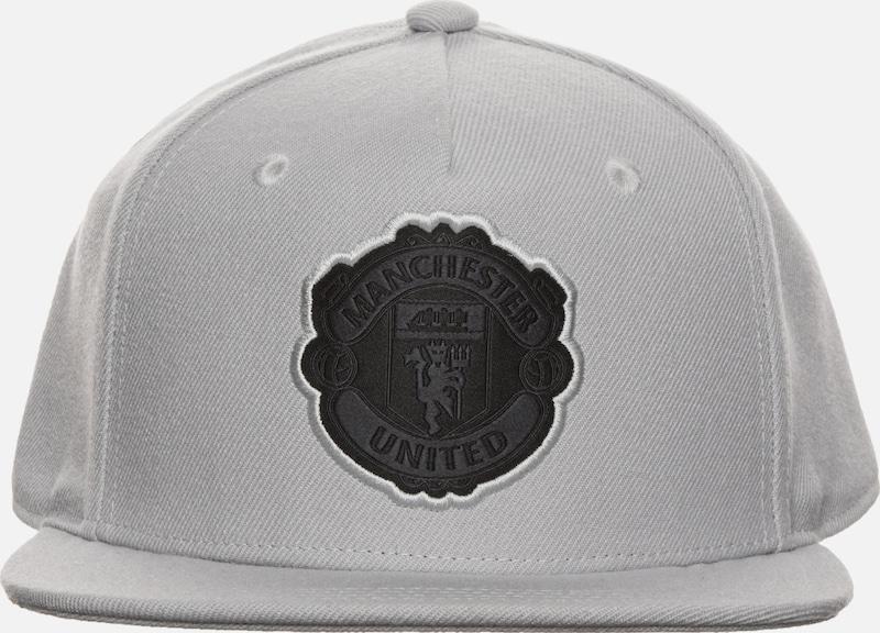 ADIDAS PERFORMANCE 'Manchester United Flat' Snapback Cap