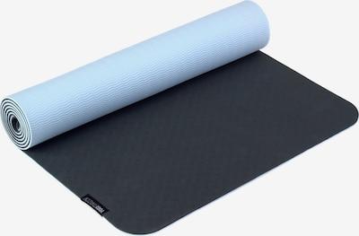 YOGISTAR.COM Yogamatte in anthrazit, Produktansicht