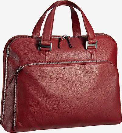 LEONHARD HEYDEN Aktentasche in rot, Produktansicht