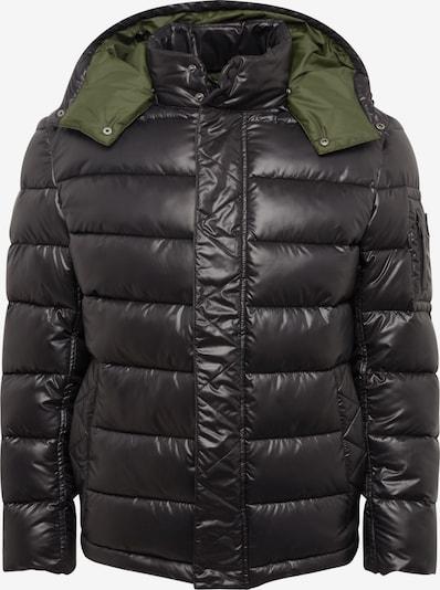 Žieminė striukė 'HUGH' iš Pepe Jeans , spalva - rusvai žalia / juoda, Prekių apžvalga