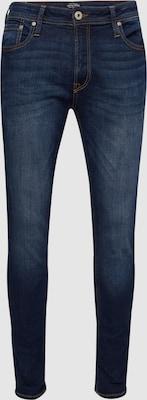 JACK & JONES Jeans 'Liam' in Blauw denim