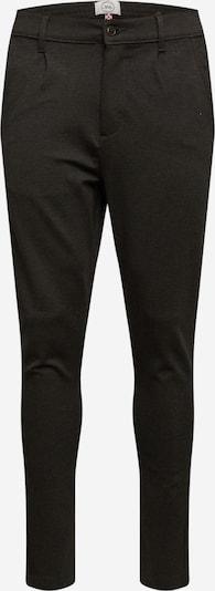 Kronstadt Pantalon à plis en anthracite, Vue avec produit
