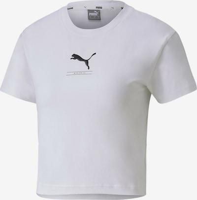 PUMA T-Shirt 'NU-TILITY' in weiß, Produktansicht