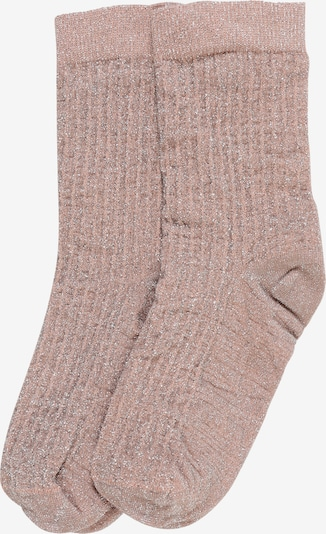 Swedish Stockings Sokken 'Stella shimmery' in de kleur Rosa, Productweergave
