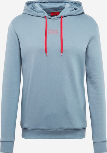 HUGO Majica 'Dondy203' | dimno modra / rdeča barva, Prikaz izdelka