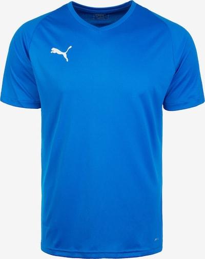 PUMA Fußballtrikot 'Liga Core' in blau / weiß, Produktansicht