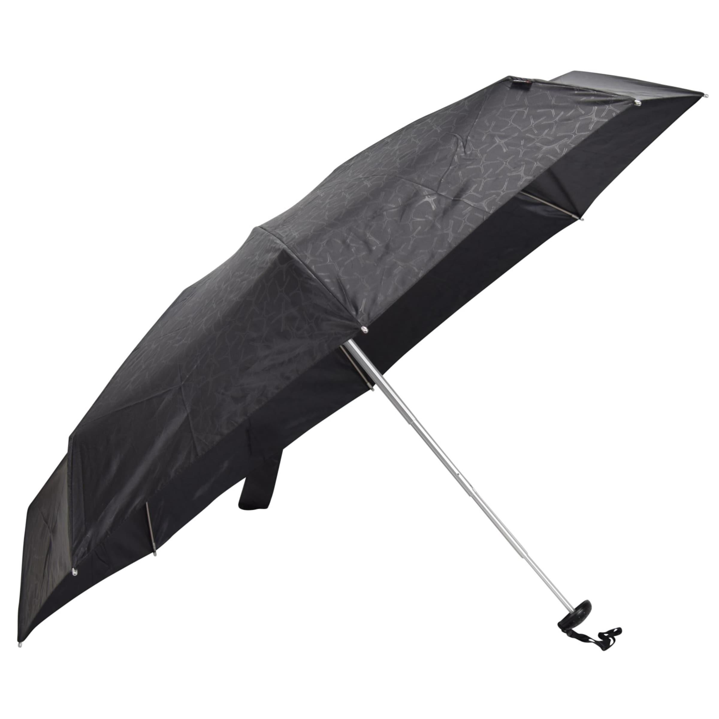 X1' Gris Knirps Foncé 'manual En Parapluie yf7vb6Yg