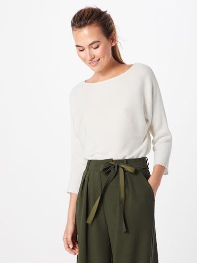 VERO MODA Pullover in weiß, Modelansicht