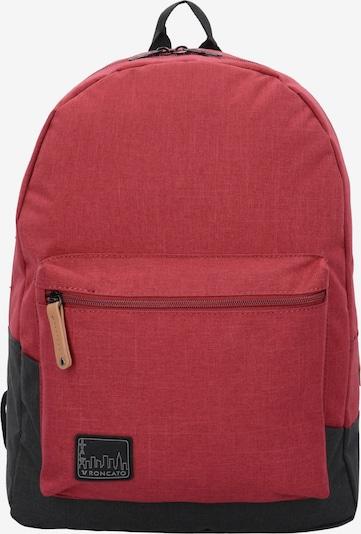 Roncato Rucksack in rot, Produktansicht
