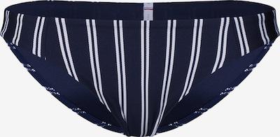 Tommy Hilfiger Underwear Bikini in dunkelblau / weiß, Produktansicht