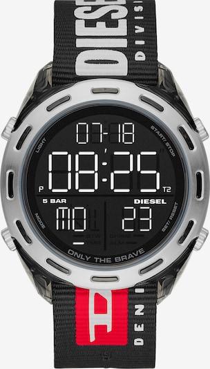 DIESEL Uhr in schwarz, Produktansicht