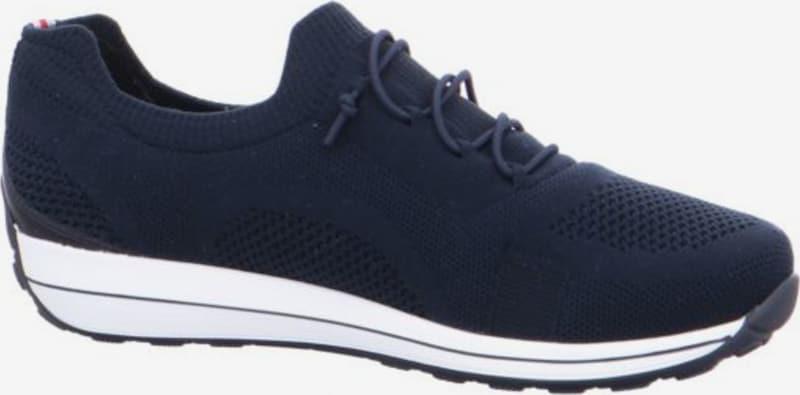 ARA Sneakers laag in Navy / Rood / Wit xuj13Xtv