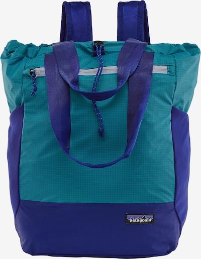 PATAGONIA Sac de sport en bleu / turquoise, Vue avec produit