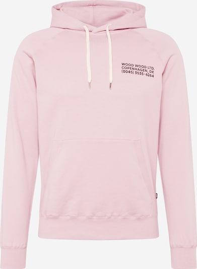 WOOD WOOD Bluzka sportowa 'Fred' w kolorze różowy pudrowym, Podgląd produktu