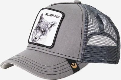 GOORIN Bros. Cap 'Silver Fox' in dunkelgrau, Produktansicht