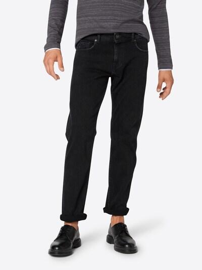 ESPRIT Jeans 'OCS 5 pkt den p' in black denim, Modelansicht