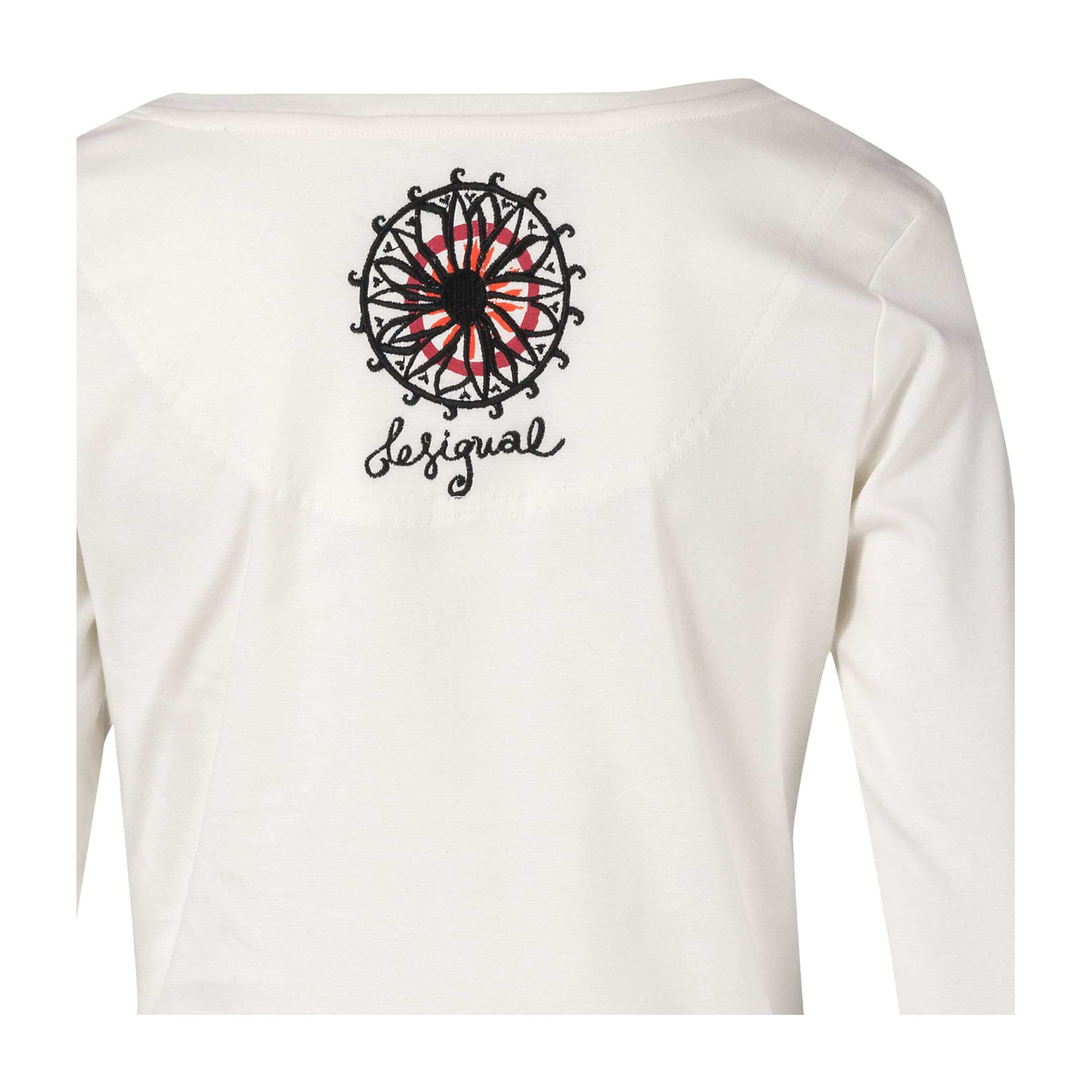 Günstig Kaufen Authentisch Zu Verkaufen Desigual 3/4-Arm-Shirt Rabatt 100% Authentische Freies Verschiffen Preiswerteste Genießen Zu Verkaufen CKg3RWVef