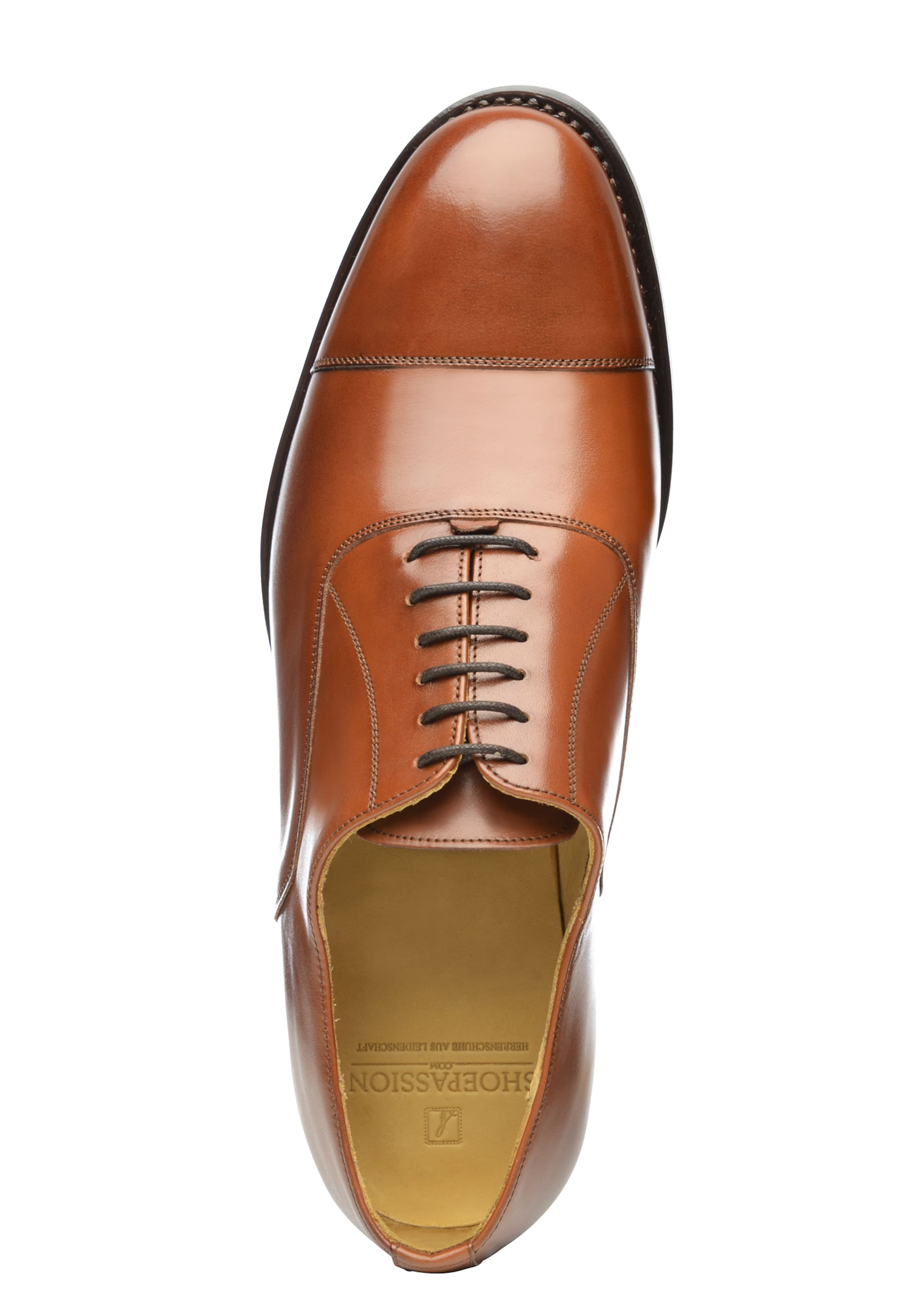 Shoepassion 'no545' In Cognac Businessschuhe In Businessschuhe Businessschuhe Shoepassion Cognac 'no545' Shoepassion In 'no545' shrCBQtdxo