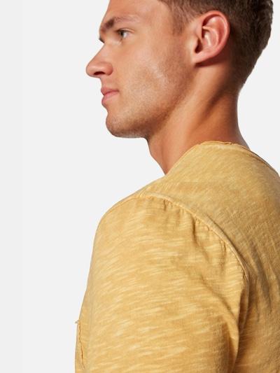Mavi T-Shirts in gelbmeliert, Produktansicht