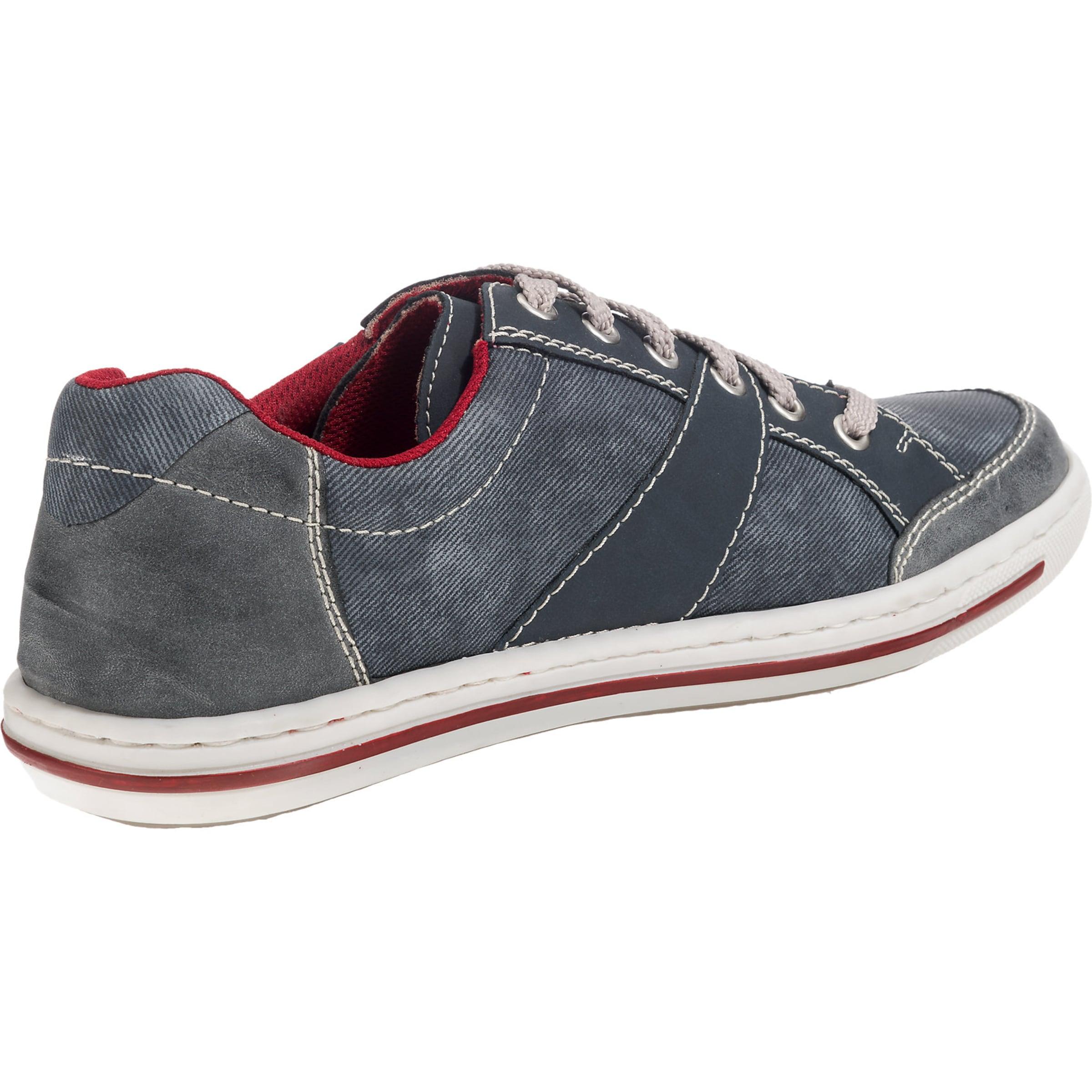 In Sneaker Rieker Rieker Rieker Taubenblau Taubenblau Sneaker In Sneaker nm0O8vNw
