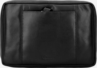 Esquire Kulturtasche 'Beauty' in schwarz, Produktansicht