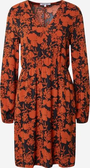 ABOUT YOU Sukienka 'Miriam' w kolorze ciemny niebieski / pomarańczowym, Podgląd produktu