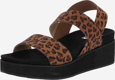 BULLBOXER Sandalen in braun, Produktansicht