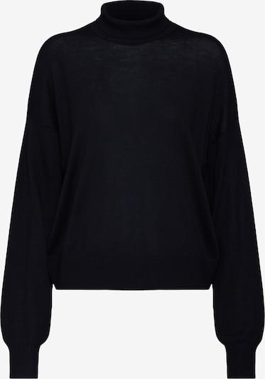 Samsoe Samsoe Pulover 'Kleo turtleneck 11265' | črna barva, Prikaz izdelka